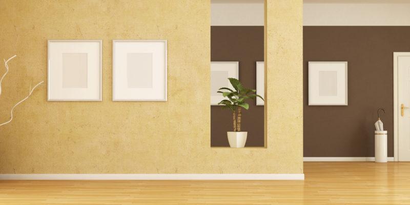 Empty interior